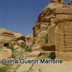 Panoramic of Petra