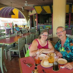 Oranjestad, Aruba - Iguana Joe's Aruba