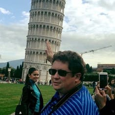 """Livorno (Florence & Pisa), Italy - The person who took the photo didn't """"get"""" it"""