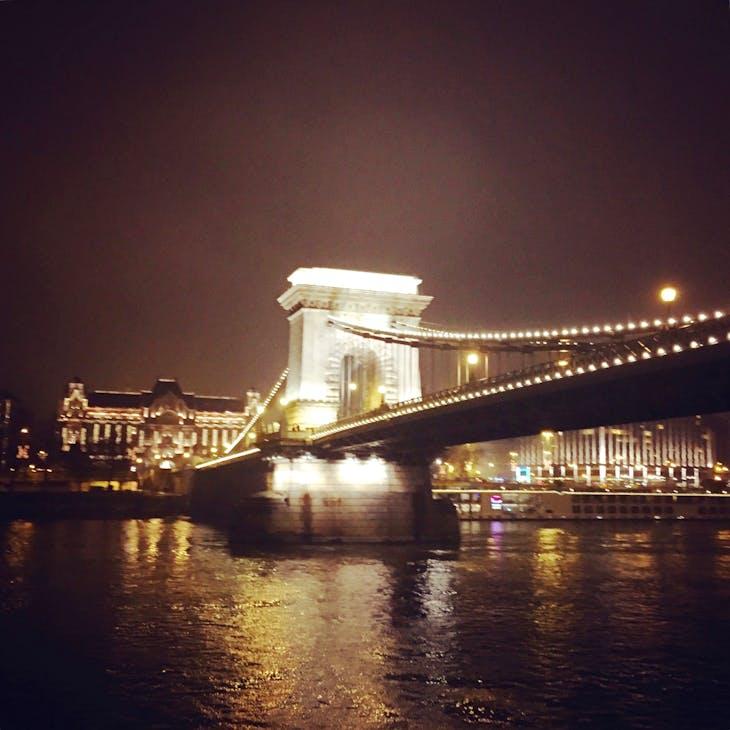 Budapest - Chain Bridge - Viking Jarl