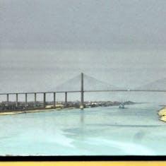 uez Canal Transit - Friendship Bridge