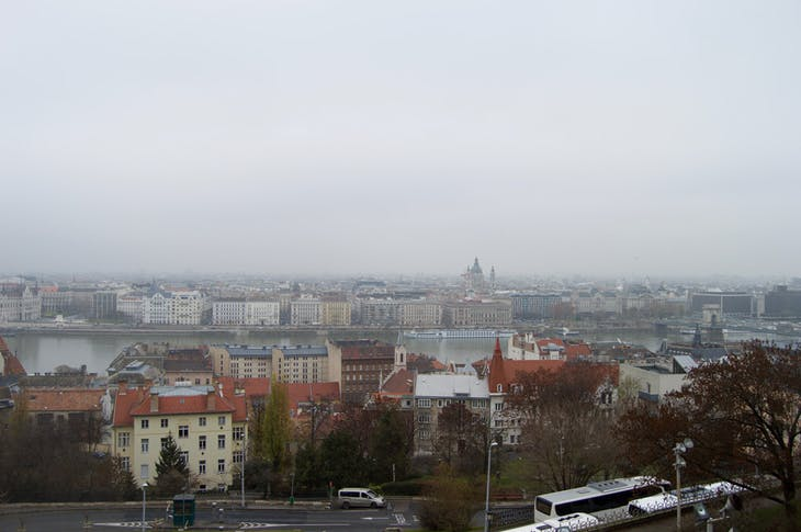 Budapest - View from Castle Hill - Viking Jarl