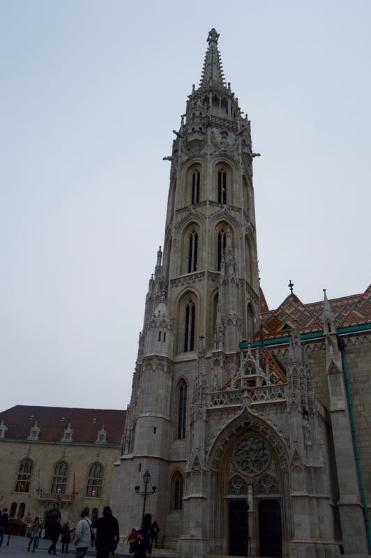 Budapest - Matthias Church - Viking Jarl
