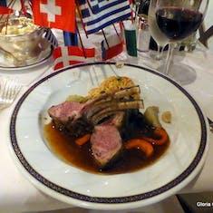 Baby Lamb Chops Dinner MDR