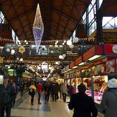 Budapest - Central Market Hall