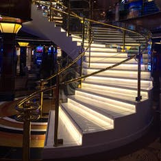Staircase in Casino