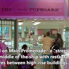 The Cupcake Cupboard