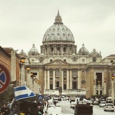 Civitavecchia (Rome), Italy - Vatican