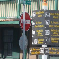Sign Post Nassau