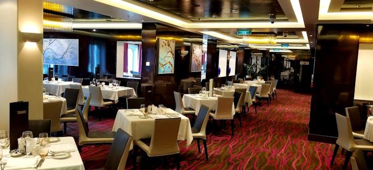 Norwegian Getaway, Dining, Savor Restaurant