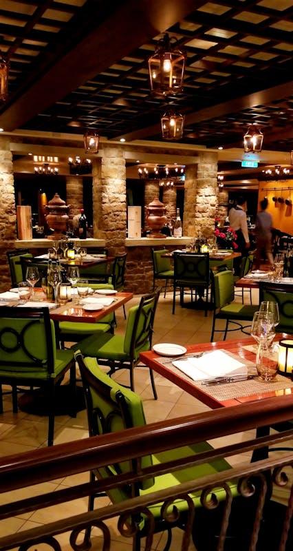 Norwegian Getaway, Dining, La Cucina Italian Restaurant