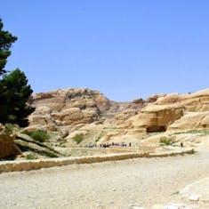 Petra, Abaqa, Jordan