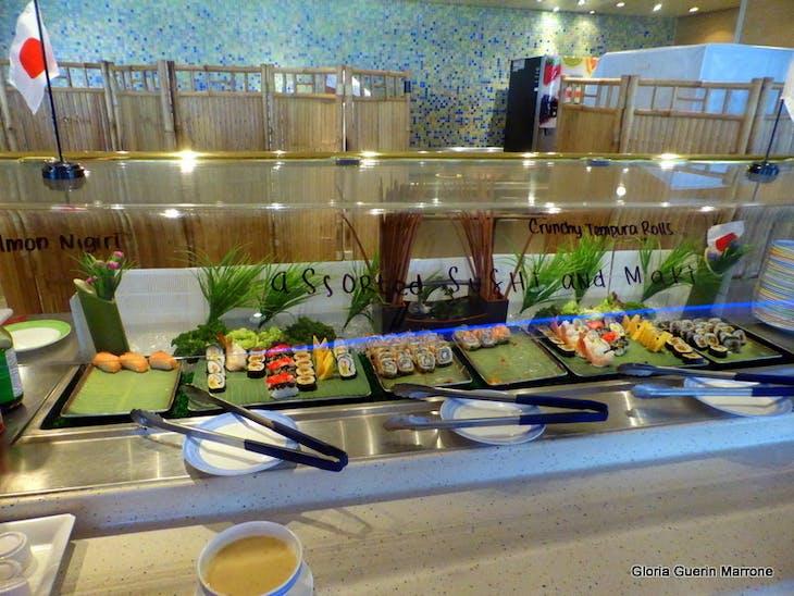 Sushi Station - Lido Restaurant - Amsterdam