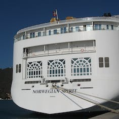 Stern of the ship