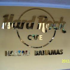 Hard Rock, Nassau.