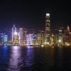 Hong Kong - Hong Kong Skyline