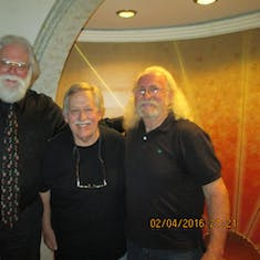 Me, John Conlee & Donnie Winters