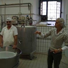 Sorrento, Italy - Dairy Tour