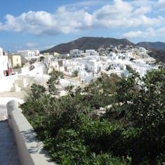 Greece--Santorini