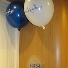 Balloons for my Birthday