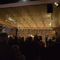 Scharding, Austria Christmas Market