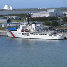 Port Canaveral, Florida - Thanks for guarding us