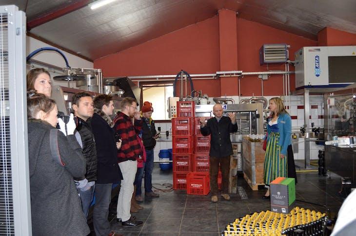 Morwald Winery Packaging Plant - Viking Jarl