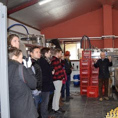 Morwald Winery Packaging Plant