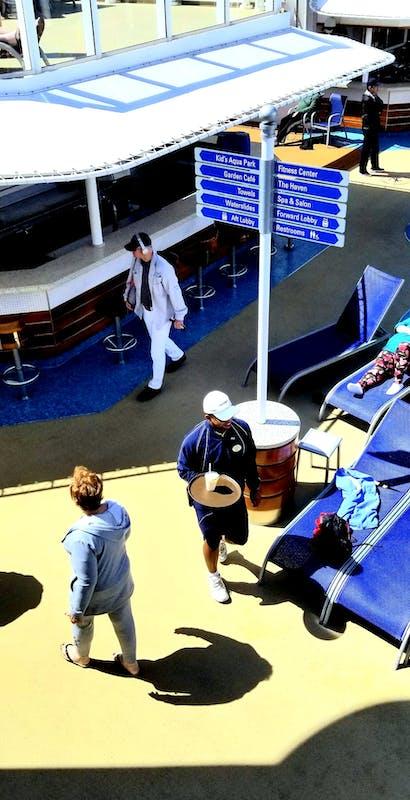 Norwegian Getaway, Norwegian Cruise Line - April 27, 2019
