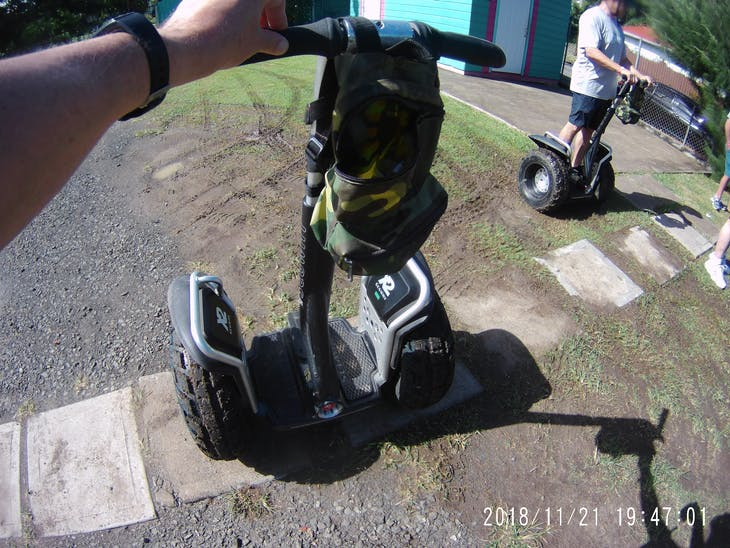 Castries, St. Lucia - Segway