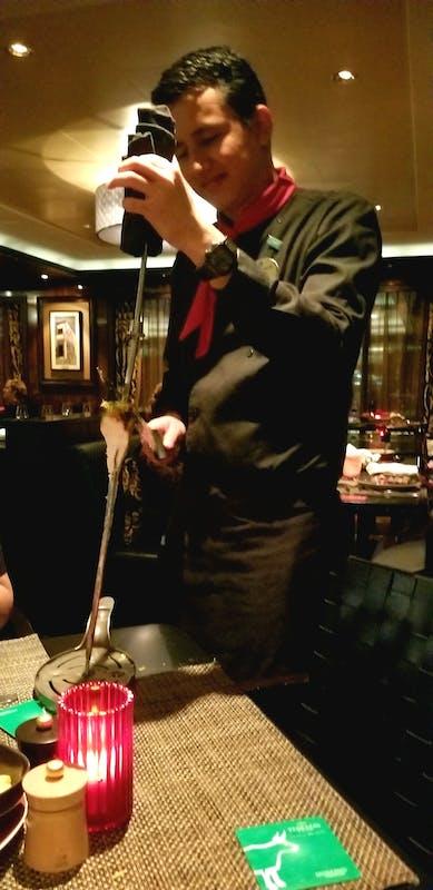Norwegian Getaway, Dining, Moderno Churrascaria
