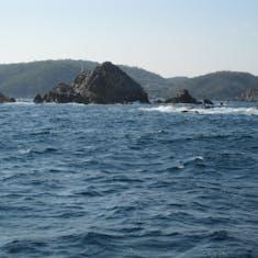 Huatulco, Mexico - Sea part of land and sea tour