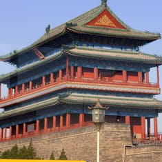 Xingang (Beijing), China - China