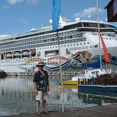 Dock side Antigua
