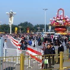 Xingang (Beijing), China - Tian'anmen Square