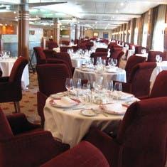 Main Dining Room--Seven Seas Mariner--Yummy