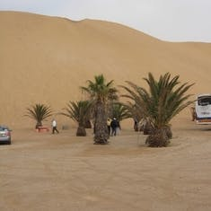 Namibia, most and highest sand dunes on earth.