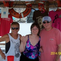 Jack's Shack, Grand Turk. Our go to place for now on.