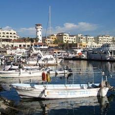 Marina in Cabo