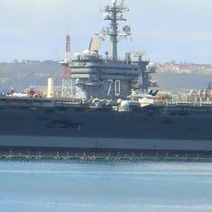 CVN-70, USS Carl Vinson