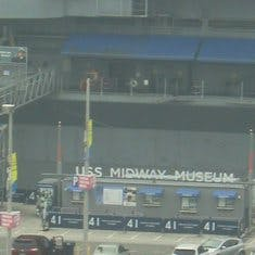 CV-41 USS Midway Museum