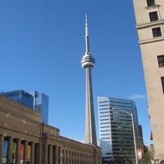 Toronto where are cruise-tour began