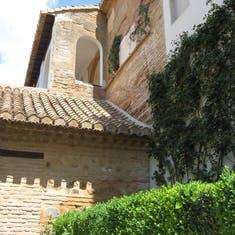 Alhambra--Granada Spain--Beautiful all day tour