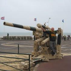 Normandy---German 88