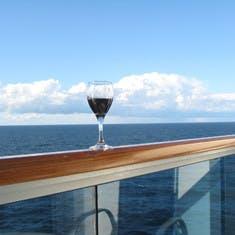 Oh, do I love sailing--North Sea