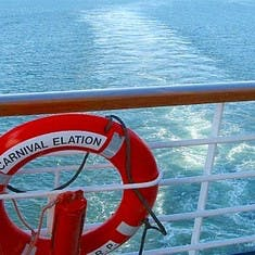 On board the Elation
